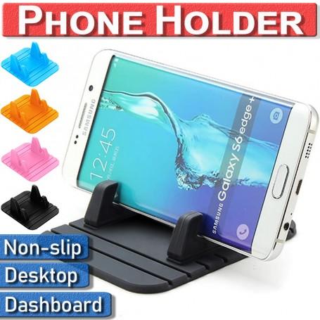 DDP Silicone Pad Non-slip Dashboard Mat Car Mobile Phone Holder Stand Mount Anti-Slip Universal