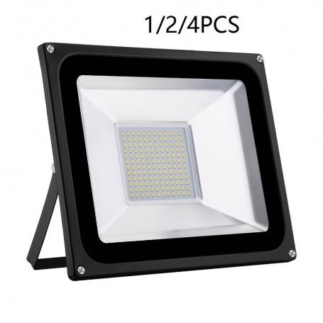 LED Outdoor Spotlight 100W SMD 2835 IP65 Waterproof Warm White 120° Beam Angle 220V Flood Light for Garden Decoration