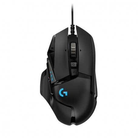Logitech G502 HERO Wired Gaming Mouse with 11 Buttons