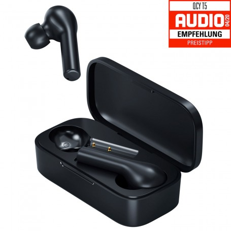 T5 in-Ear Headphones with Game Mode, Bluetooth 5.0 Low Latency 60ms