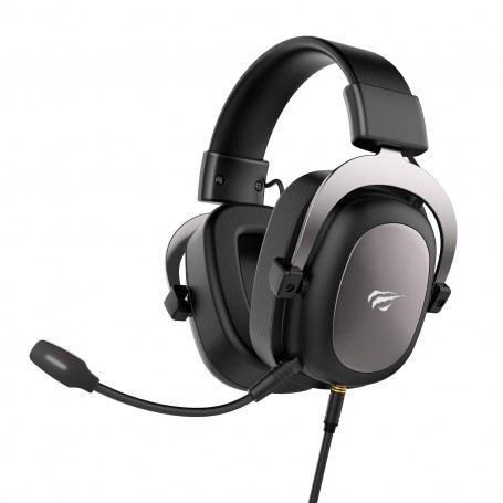 HAVIT H2002D 3.5mm Gaming Headset with Detachable Mic & Cable