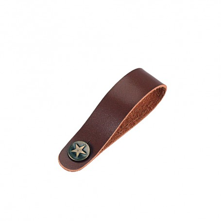 Guitar Strap Faux Leather Strap Hook Button For Acoustic Classic Guitar