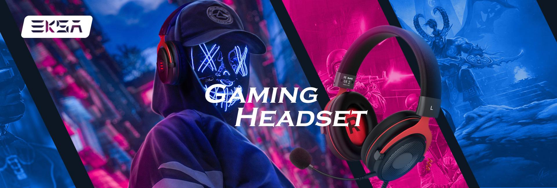 EKSA E900 Pro Gaming Headset